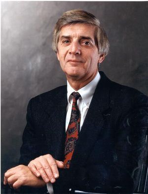 Robert Lucky atualmente. Foto: Engineering and Technology Wiki.